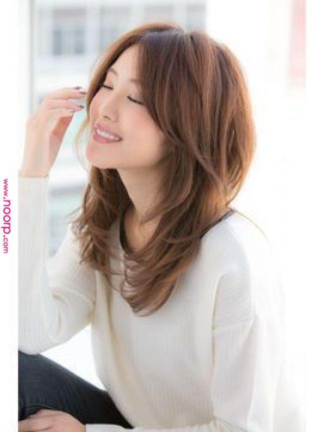 アラフォーの髪型 大人可愛い ストレート パーマのロングヘアカタログ 30代 40代 Naver まとめ ヘア ビューティー In 2019 Hair Japanese Hairstyle Medi Relaxed Hair Medium Hair Styles Short Hair Styles