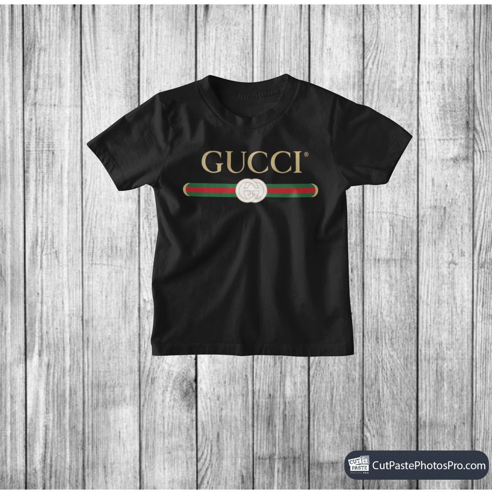 3470219ae168e 😍I LOVE THIS!!😍 Toddler Gucci Shirt - Gucci shirt - Baby Gucci ...