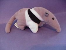 """NEW IN BAG TY TEENIE BEANIE BABIES """"ANTSY THE ANT EATER""""  McDONALD'S #2 1993"""