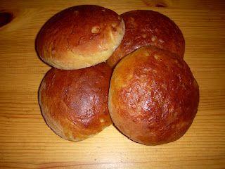 Glutenfrie boller