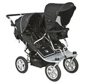 Stroller For 3 Valco Trimode Ex Twin Stroller W Tod Seat