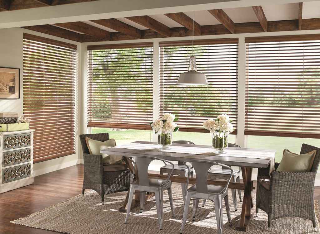 Best Blinds And Shades For Dining Rooms Eat In Kitchens
