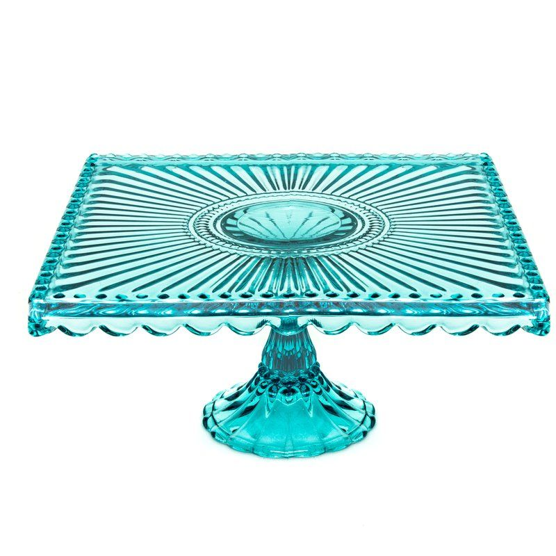 Park Art|My WordPress Blog_Square Cake Stand With Dome