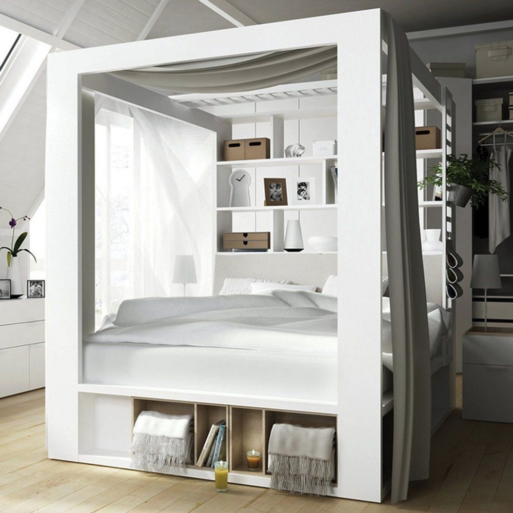 4you Four Poster King Storage Bed Bed Storage King Storage Bed Bed