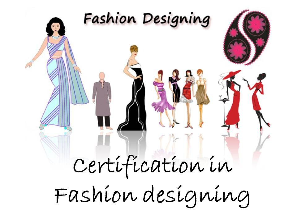 Distance Learning Certification In Fashion Technology Is The Certification Course For The Candidates Wants Technology Fashion Textiles Fashion Glamour Fashion
