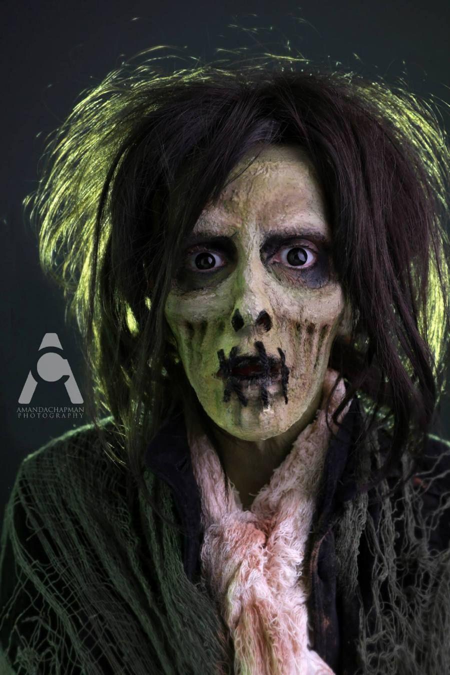 Amanda Chapman 31 Days Of Halloween 2020 23 Images of Epic Halloween Makeup and Photography by Amanda