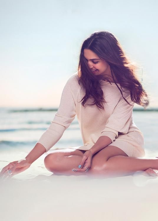 Deepika Padukone photoshoot for her own fashion brand 'All About You' with Myntra