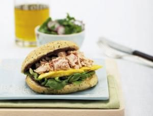 Tunsandwich med omelet | Magasinet Mad!
