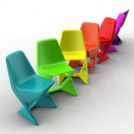 Iso Chair Elegant And Stackable Ecofriendly En 2020 Qui Est