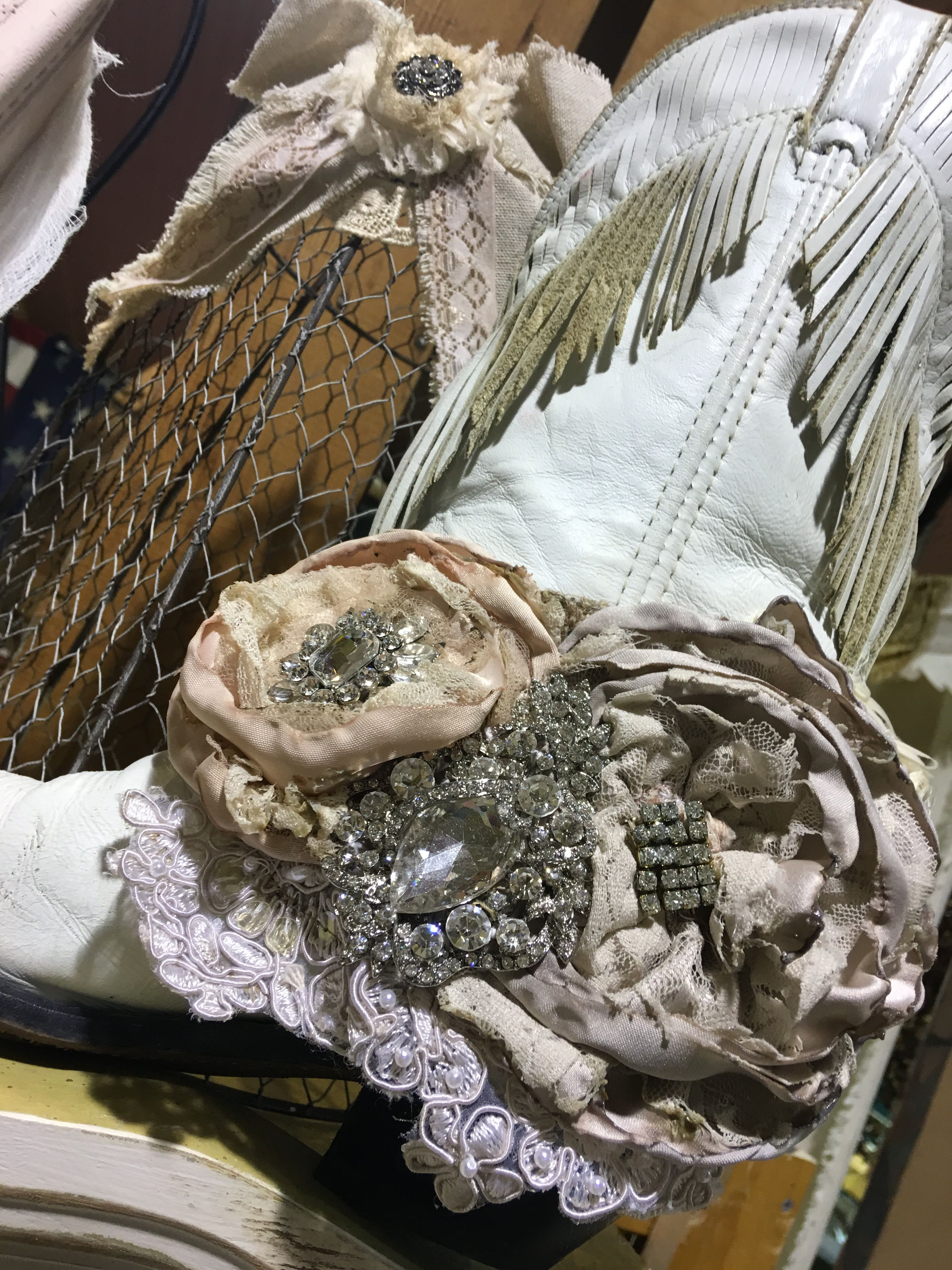 Boot Cuffs Shabby Chic Boutique Osage Beach, Mo.
