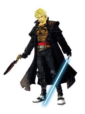Cade Skywalker  Homeworld:Ossus  (?-?)