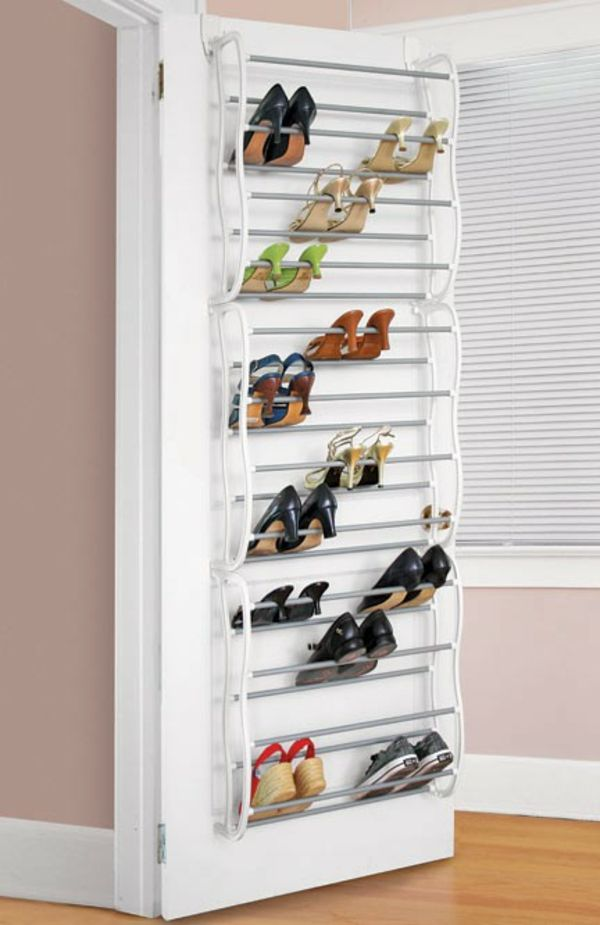 le range chaussures mural designs modernes organizations shoe display and. Black Bedroom Furniture Sets. Home Design Ideas