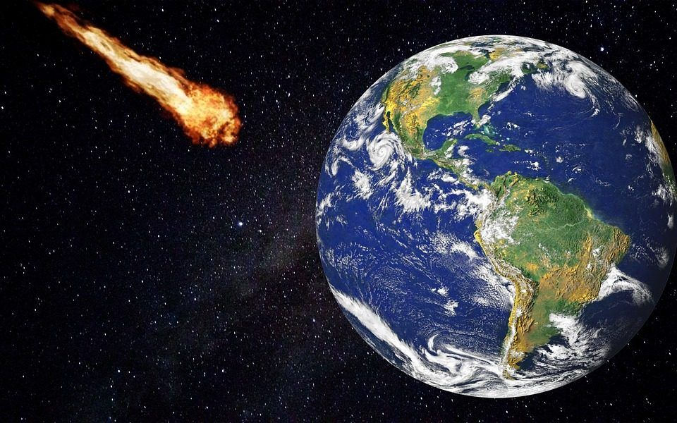 Asteroide Paso Rozando La Tierra A 15 Mps El Pasado Jueves Our