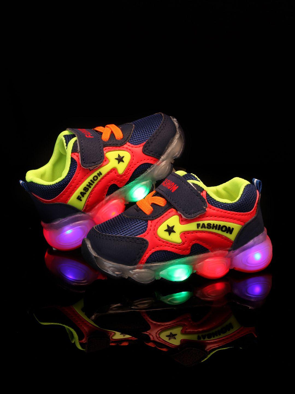 Walktrendy LED Shoes - Navy in 2020