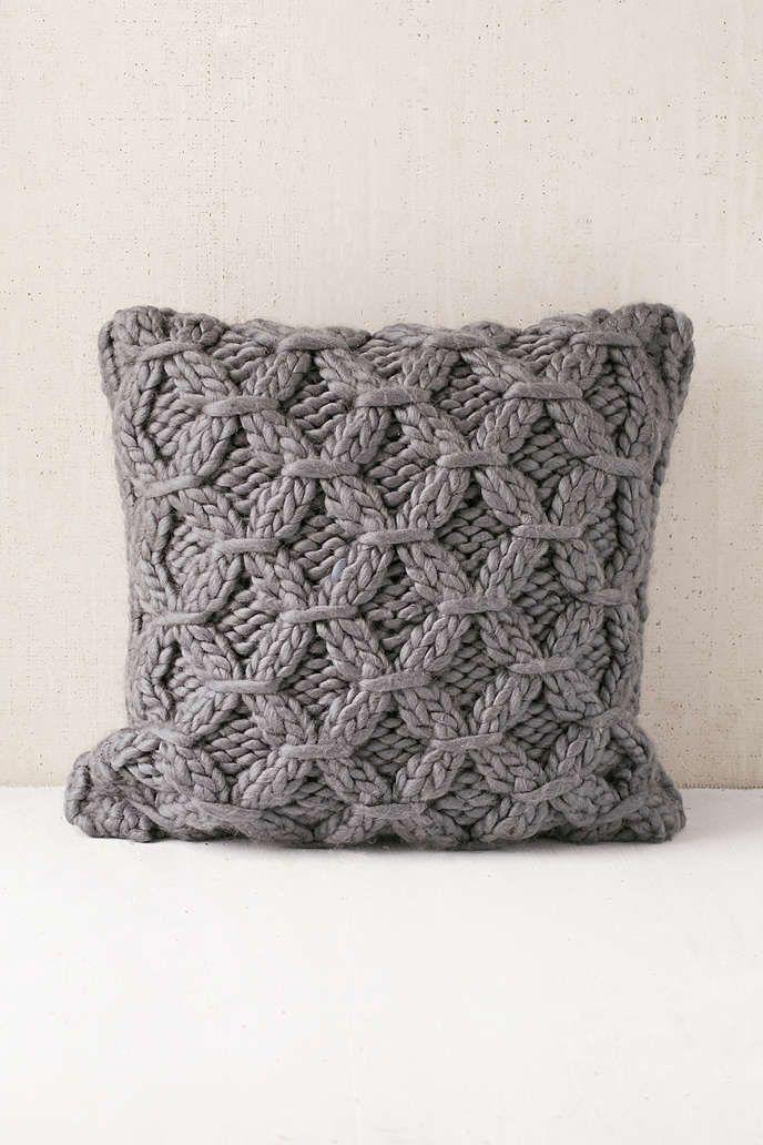 Cable Knit Pillow Throw Pillows Farmhouse Throw Pillow Throw Pillows Bedroom