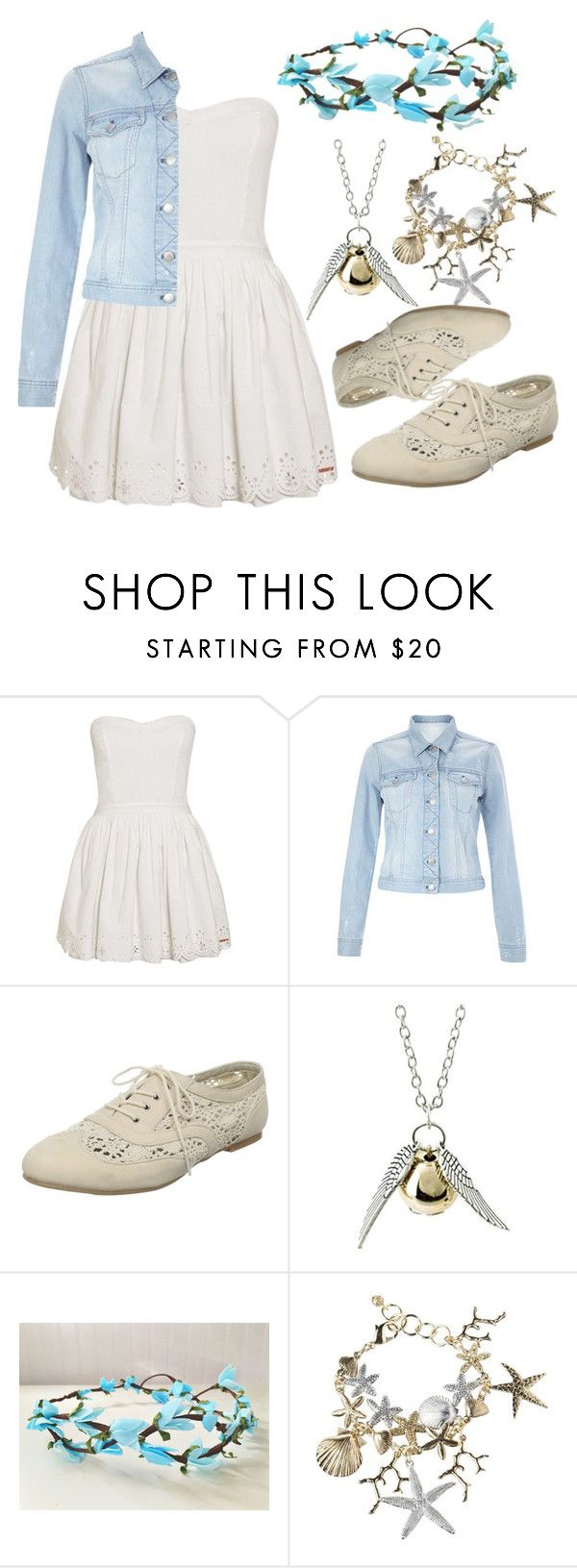 """""""Going Out"""" by nancythepanda ❤ liked on Polyvore featuring Superdry, French Connection and Wanted"""
