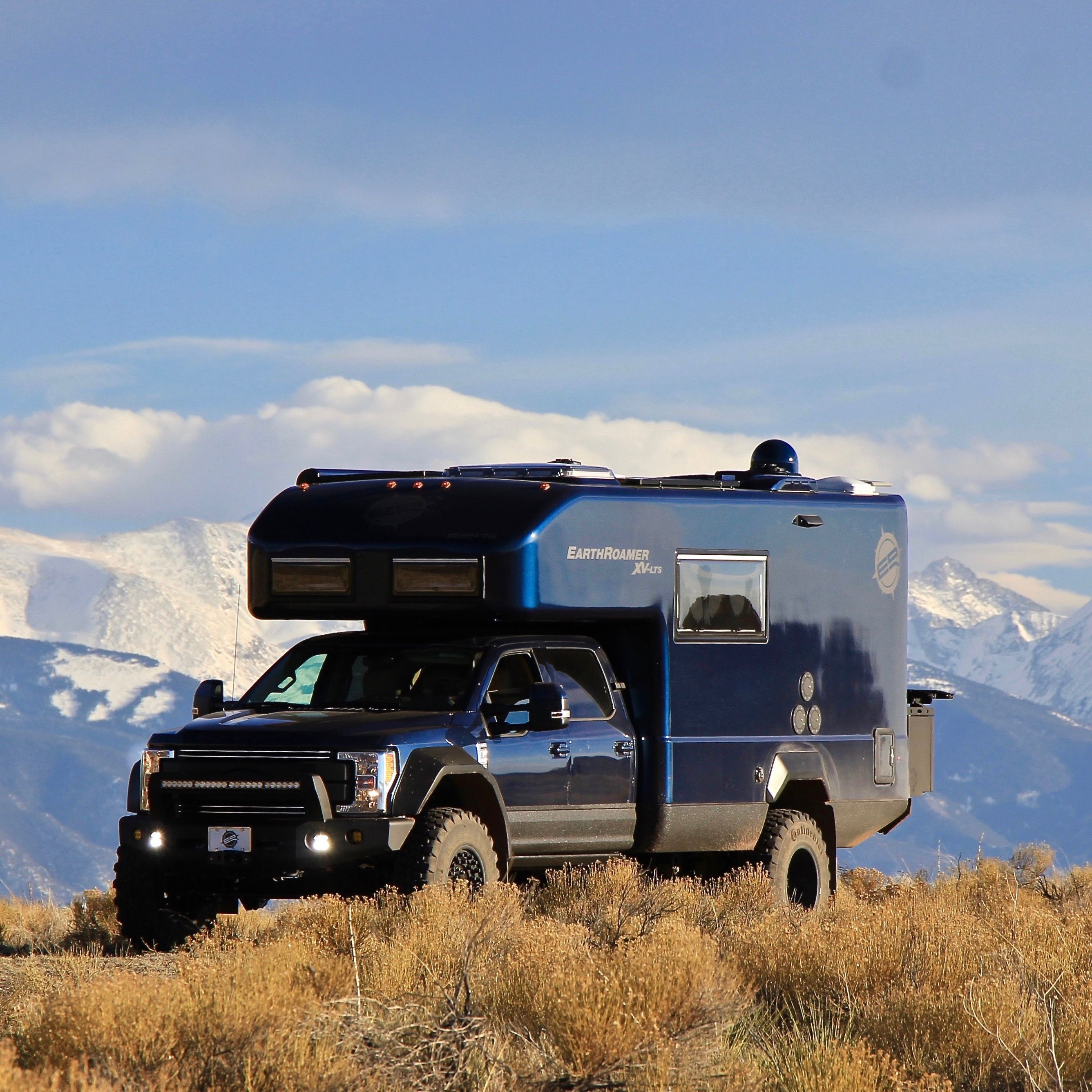 Lts Earthroamer S Best Selling Expedition Vehicle With Images