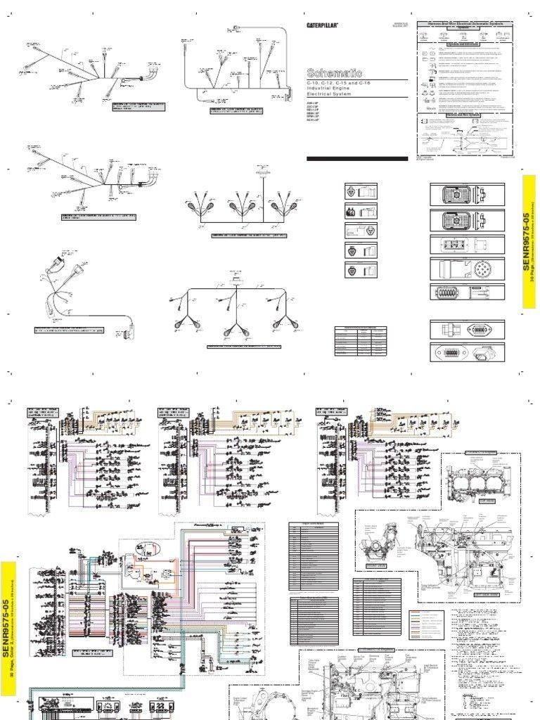 1533601502 V 1 Within Cat C12 Ecm Wiring Diagram En 2020