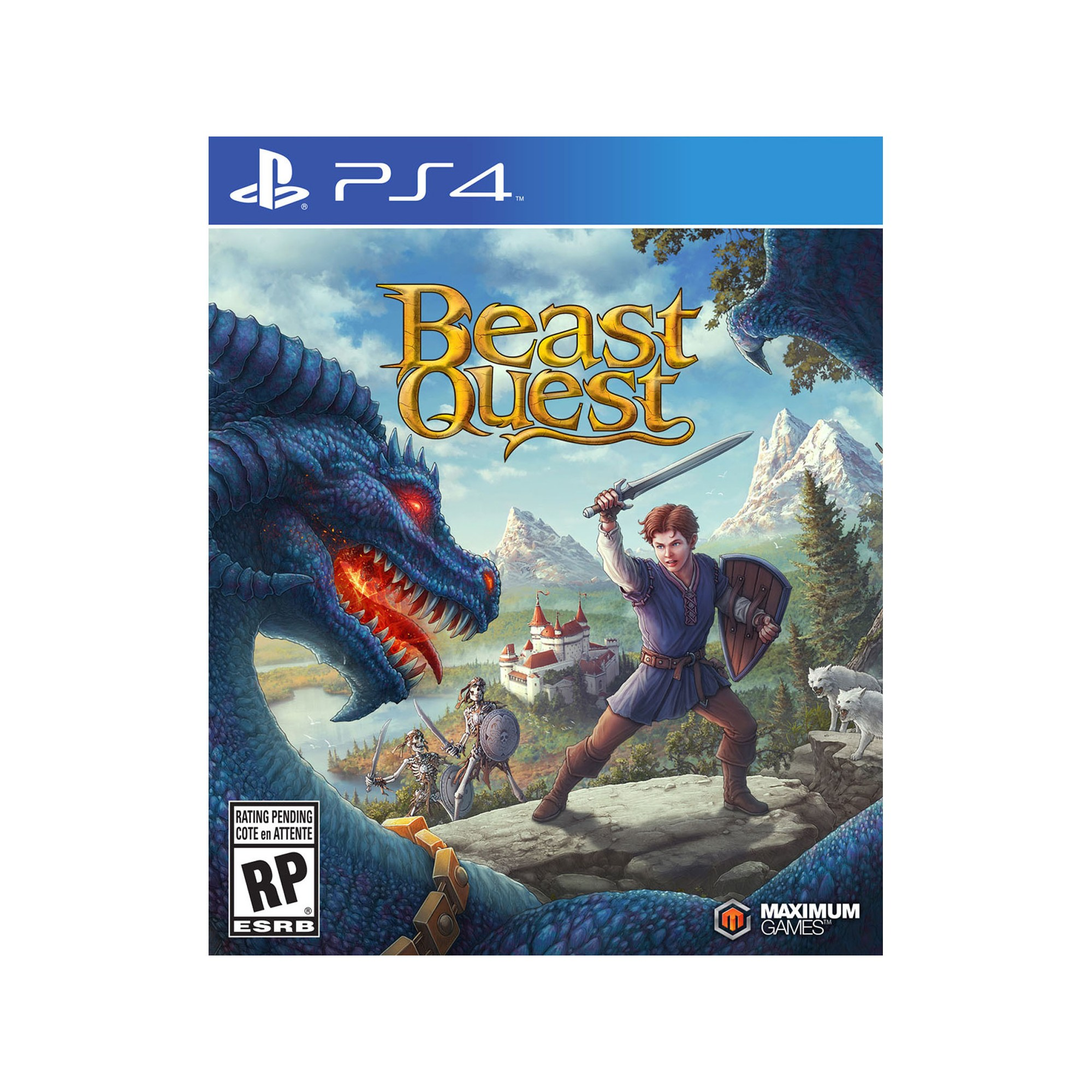 Beast Quest PlayStation 4 Xbox one games, Ps4 games