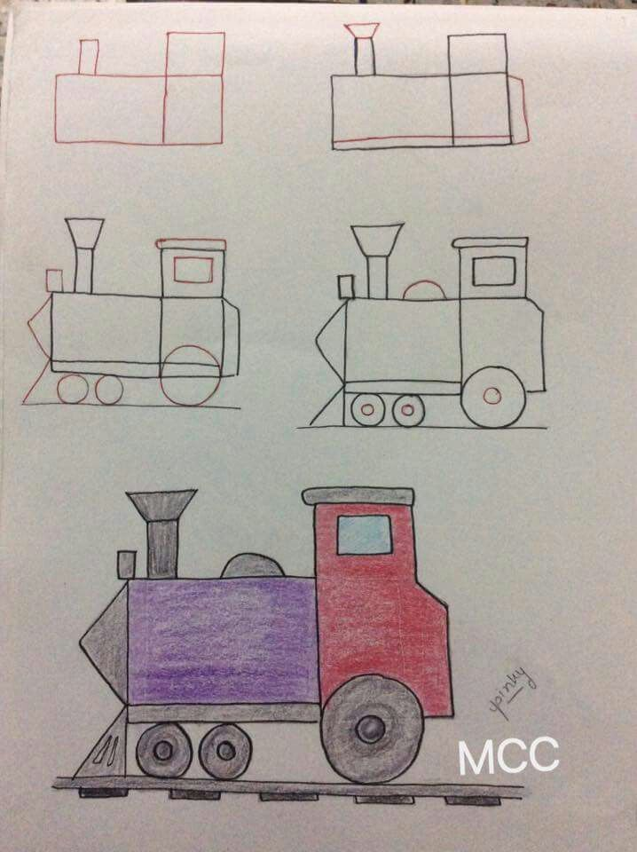 Pin by Ghazwan on Image | Drawing for kids, Easy drawings ...