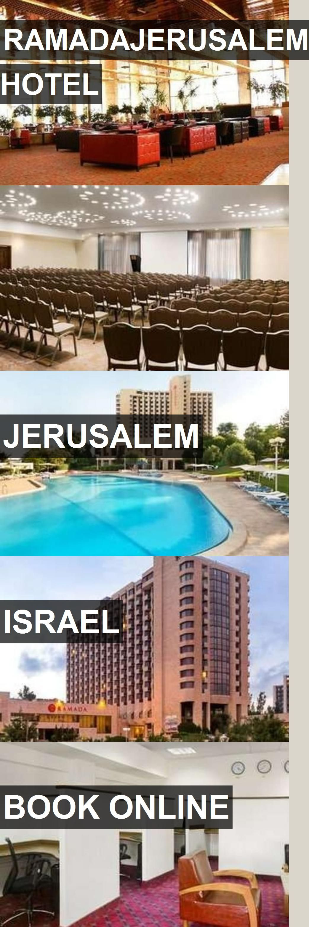 Hotel RAMADAJERUSALEM HOTEL in Jerusalem, Israel. For more information, photos, reviews and best prices please follow the link. #Israel #Jerusalem #RAMADAJERUSALEMHOTEL #hotel #travel #vacation