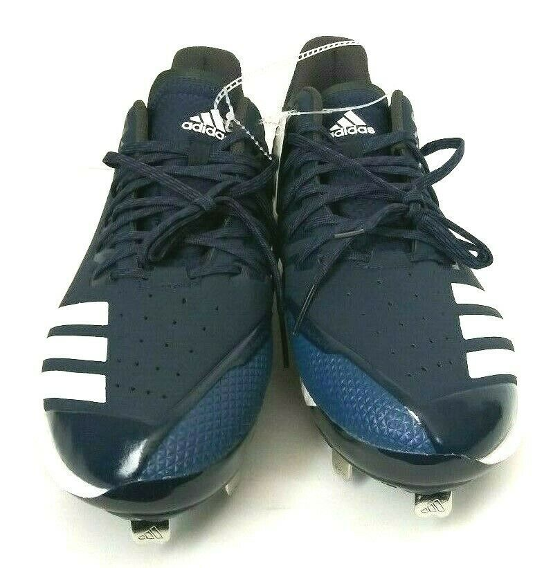 Adidas icon bounce 4 iv low metal mens size 12 blue