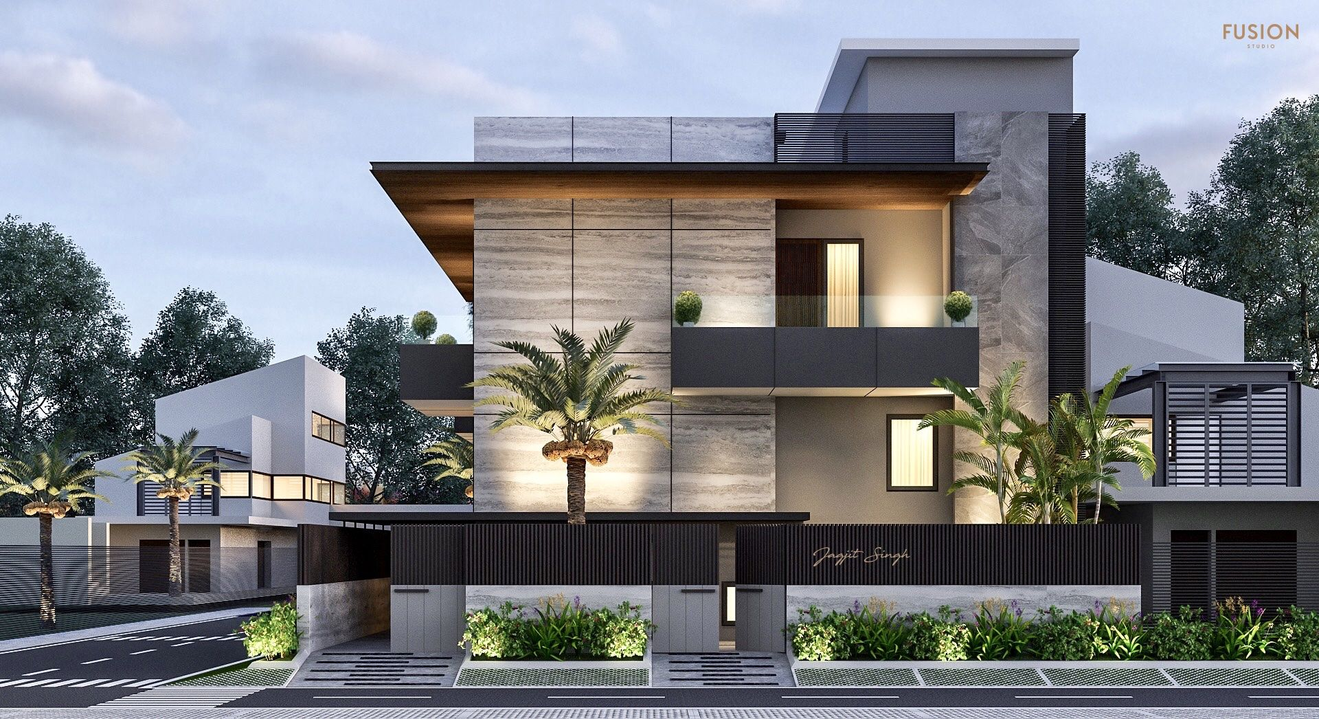 Fusion studio corner house at shastri nagar also dc in rh pinterest