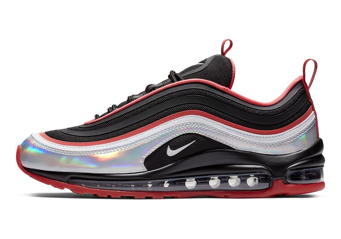 Silver Iridescent Mudguards Appear On The Nike Air Max 97