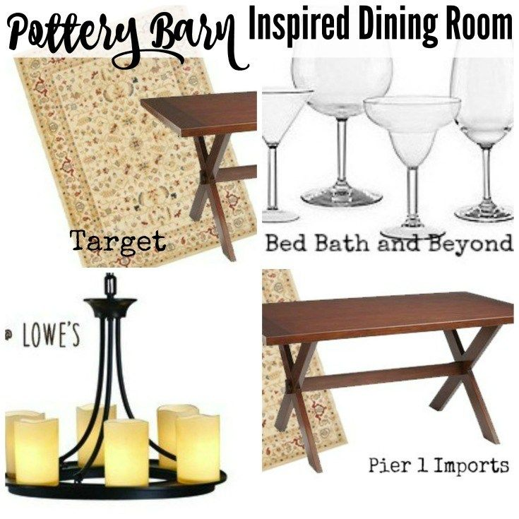 Are you a fan of the pottery barn look but not the price