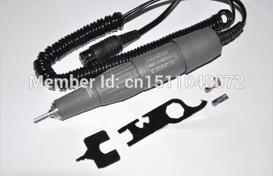 Korea 35000rpm Marathon Brush Micromotor SDE-H37L1 for 65W Hand Grinder Power Engine