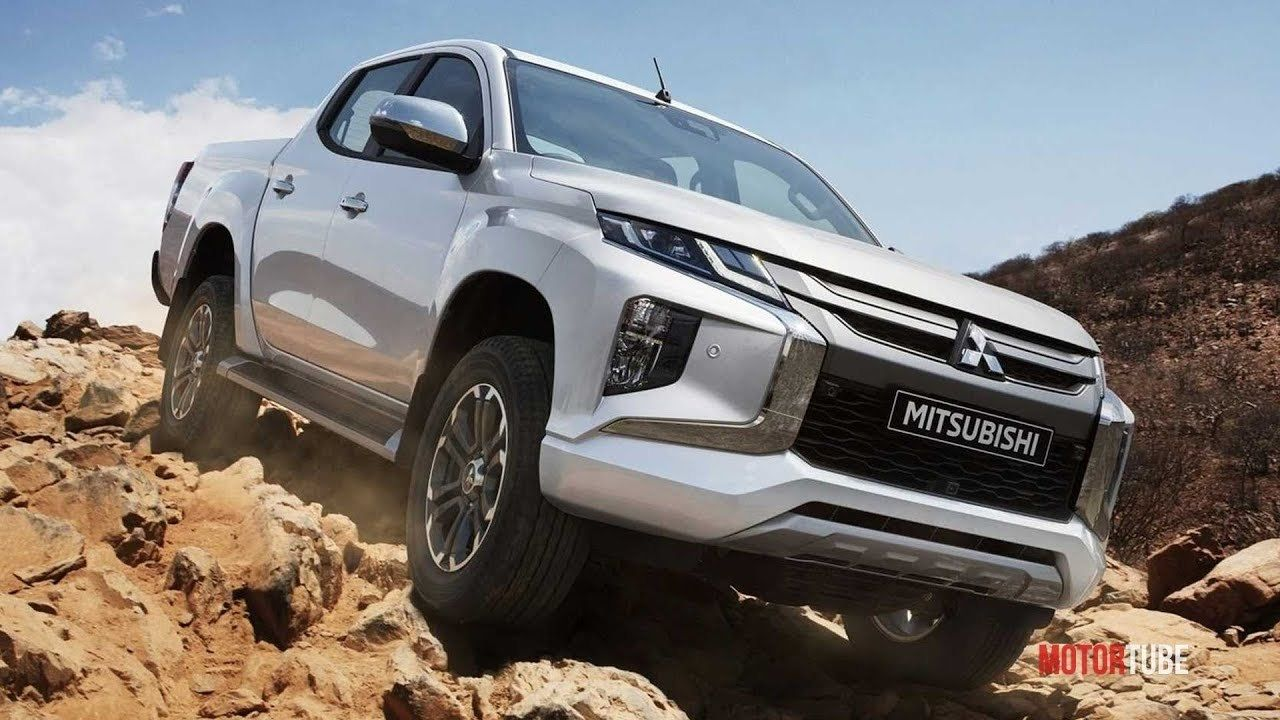 The Best Mitsubishi Triton 2020 Interior Review And Release Date Carros Novos Subaru Wrx Carro Mais Vendido