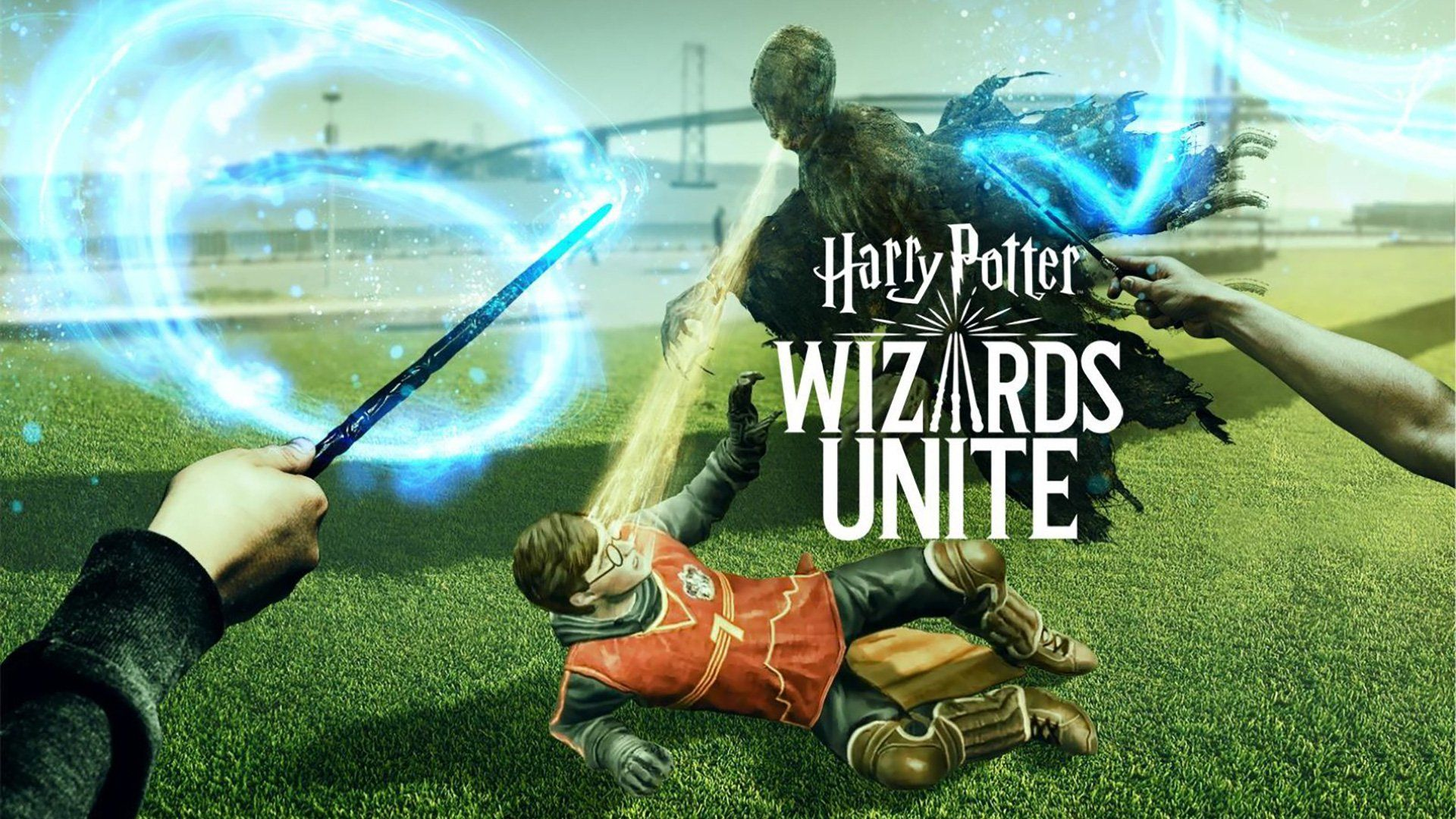 Harry Potter Wizards Unite Releasing For Android And Ios This Friday Harry Potter Wizard Harry Potter Games Harry Potter