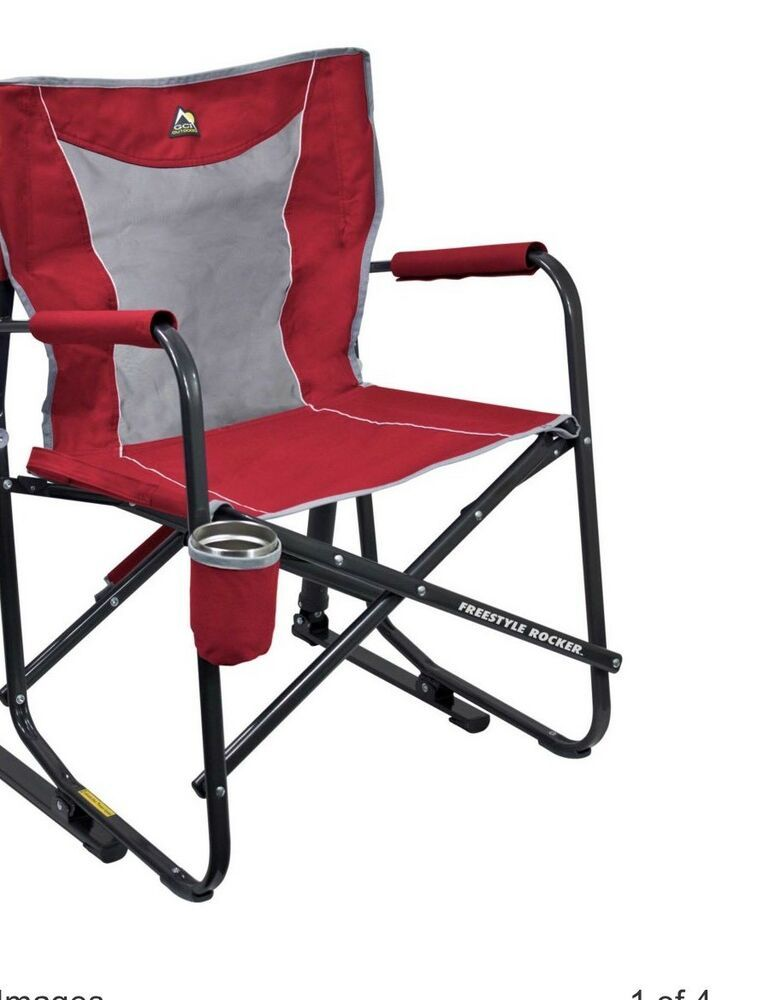 Marvelous Details About Gci Outdoor Freestyle Rocker Portable Folding Ncnpc Chair Design For Home Ncnpcorg