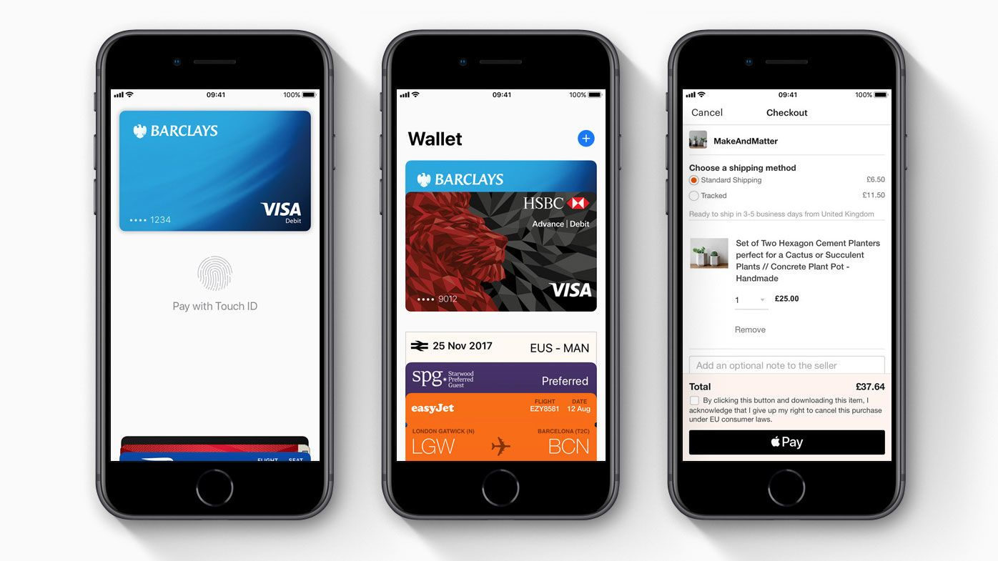How to use Apple Pay on iPhone Apple, Iphone, Texts
