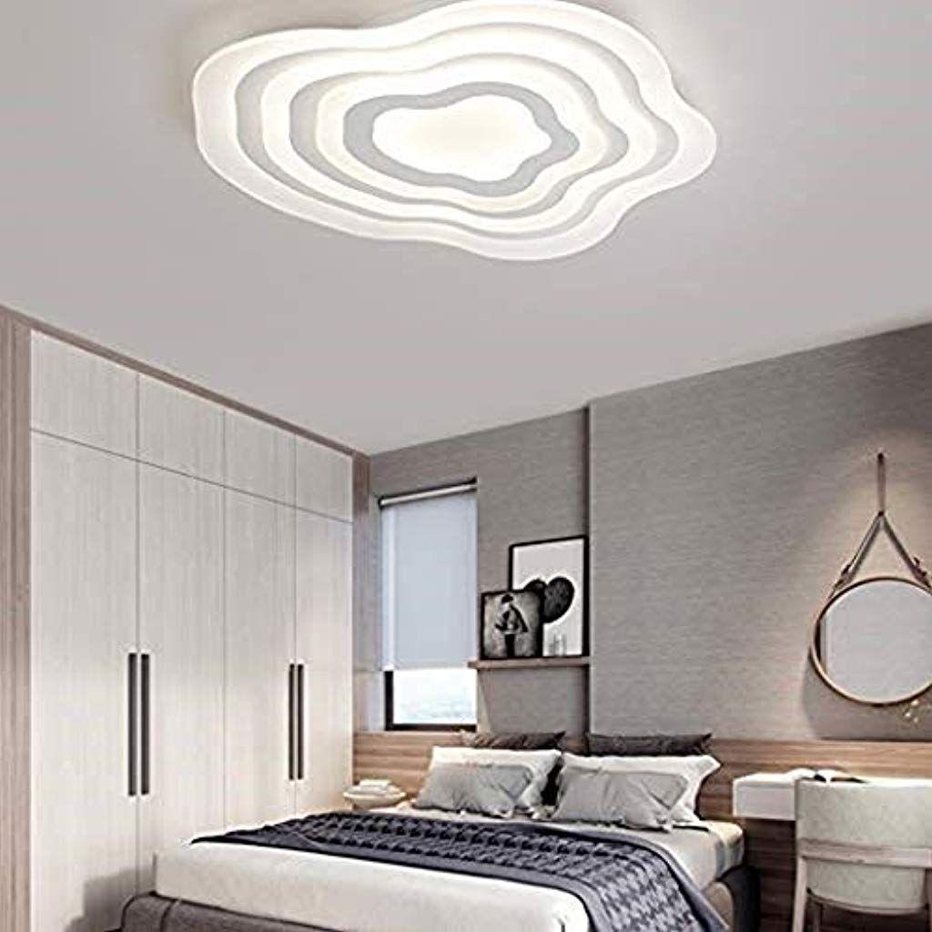 ZSYUN Creative Style Deckenleuchte Fernbedienung Dimming LED
