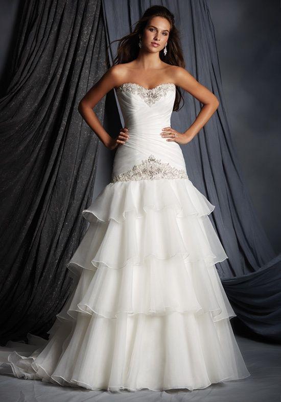 Alfred Angelo Signature 2496 Wedding Dress - The Knot | Mariée ...