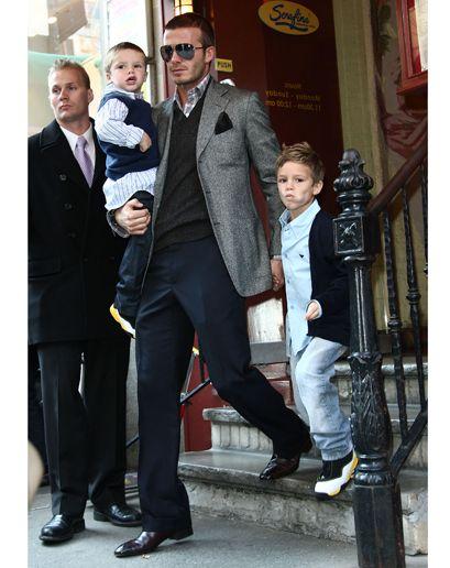 , David Beckham's 25 Most Stylish Looks, My Pop Star Kda Blog, My Pop Star Kda Blog
