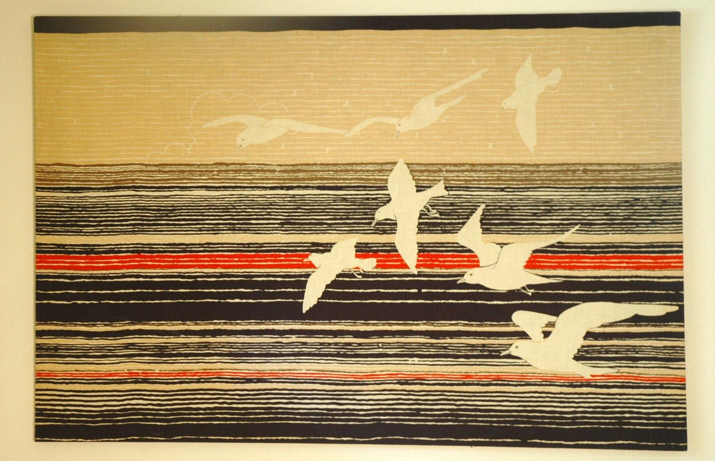 modern century art | Danish Modern Art Print - Mid Century \