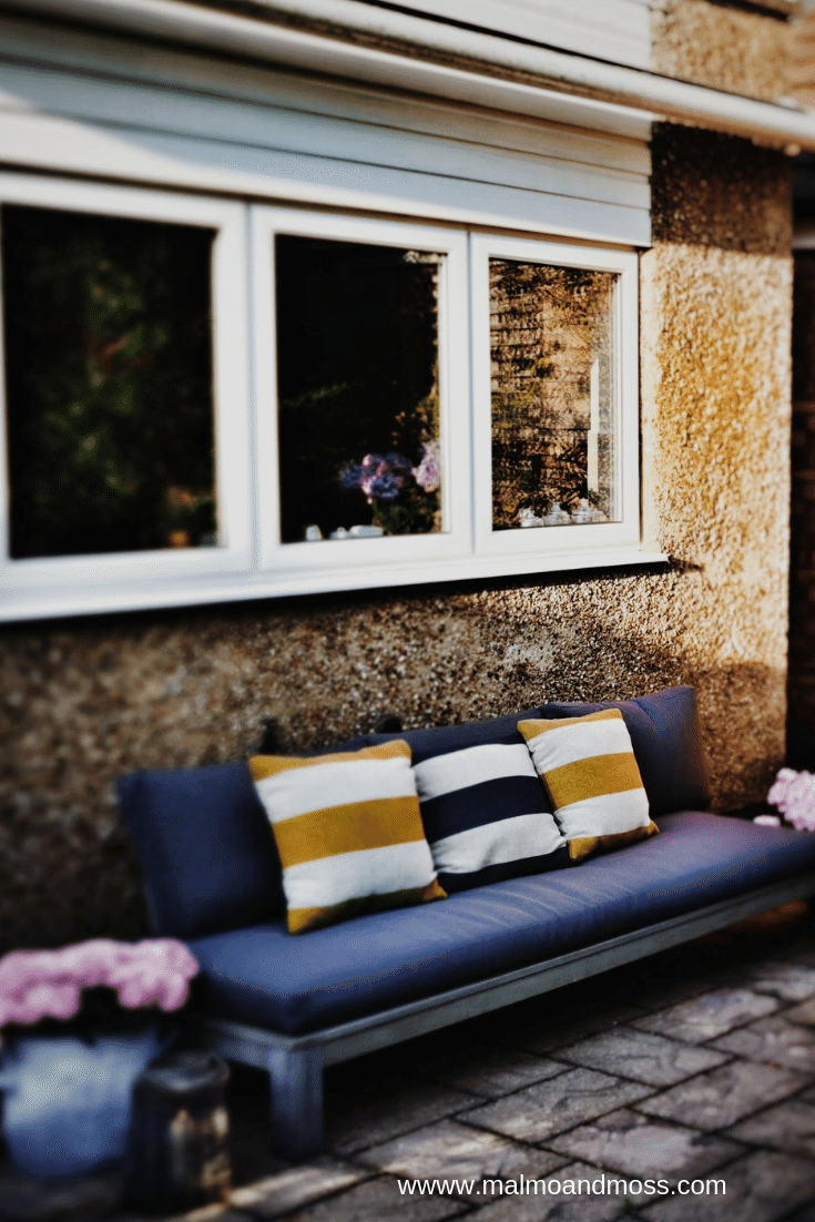 Styling my Garden for Summer — Malmo & Moss | Contemporary ... on My Garden Outdoor Living id=76769