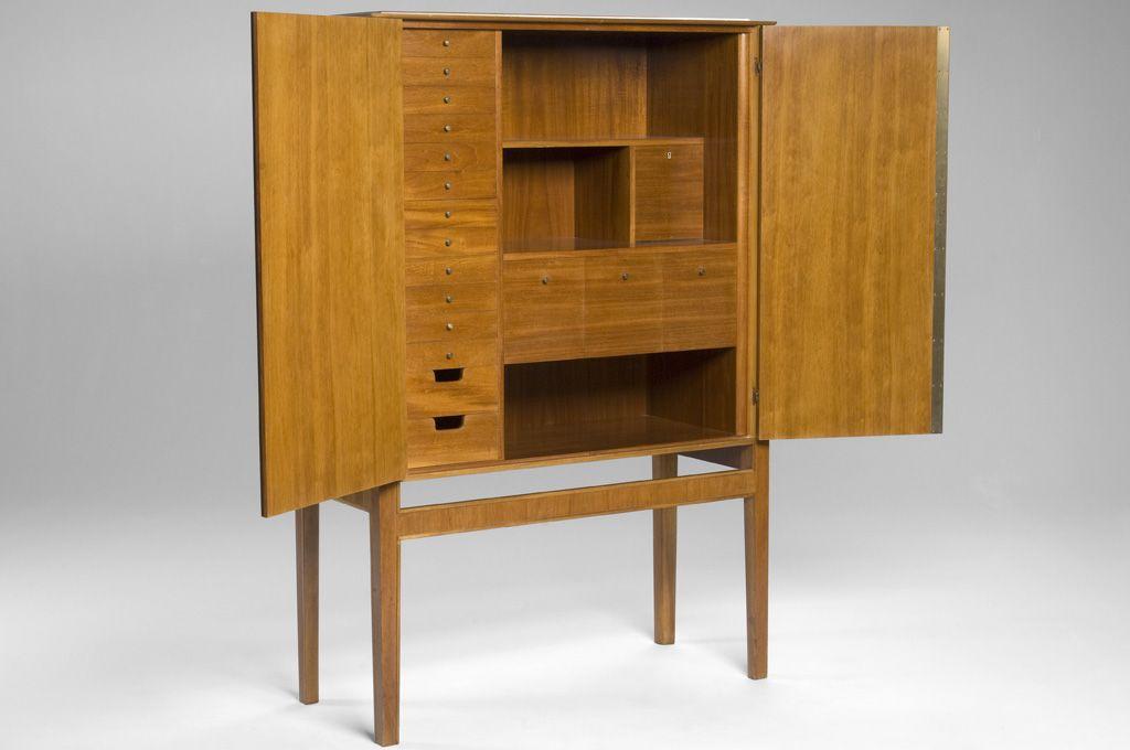 Oskar Nilsson Cabinet Oscar Nilsson   1937
