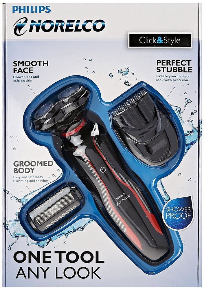 Philips Rechargeable Electric Man Shaver Mens Wet Dry Trimmer Shave Best Toolkit #Philips  sc 1 st  Pinterest & Philips Rechargeable Electric Man Shaver Mens Wet Dry Trimmer Shave ...