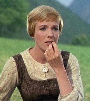 Resultado de imagen para Julie Andrews la novicia rebelde