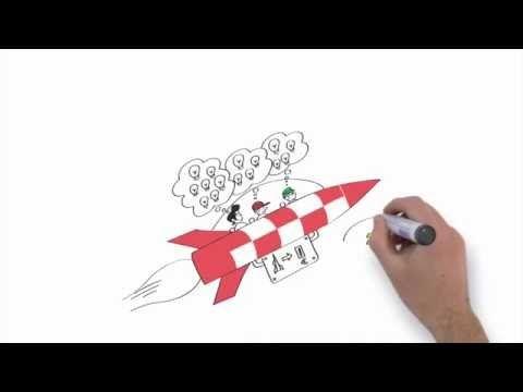 le crowdfunding expliqué en animation vidéo