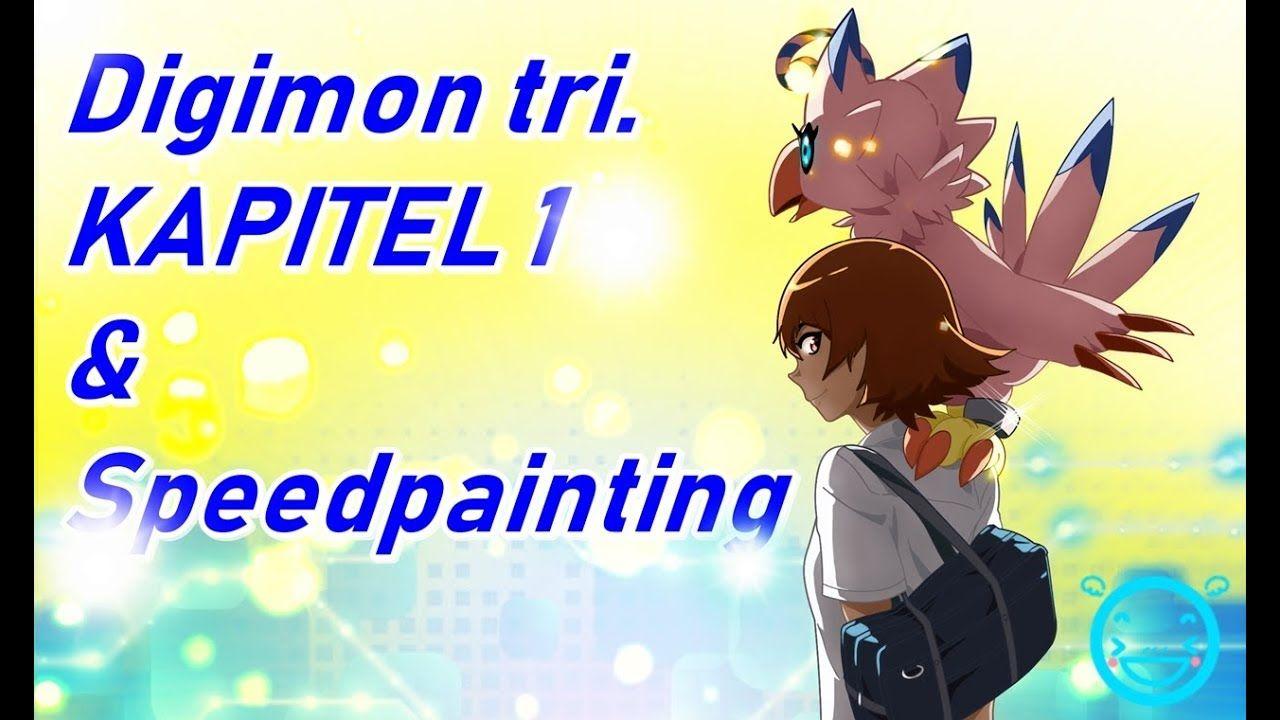 Digimon Adventure tri. Zusammenfassung Kapitel 1