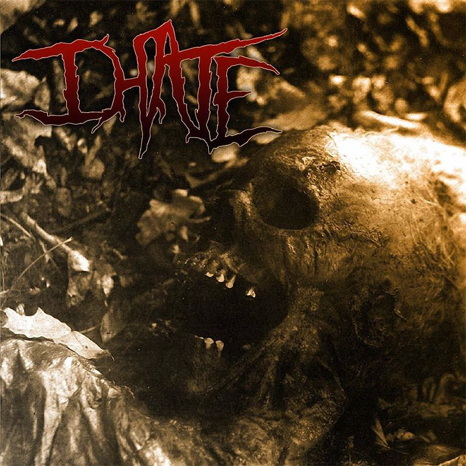 GERATHRASH - extreme metal: Ihate - Ihate (Demo) (2014) | Death Metal