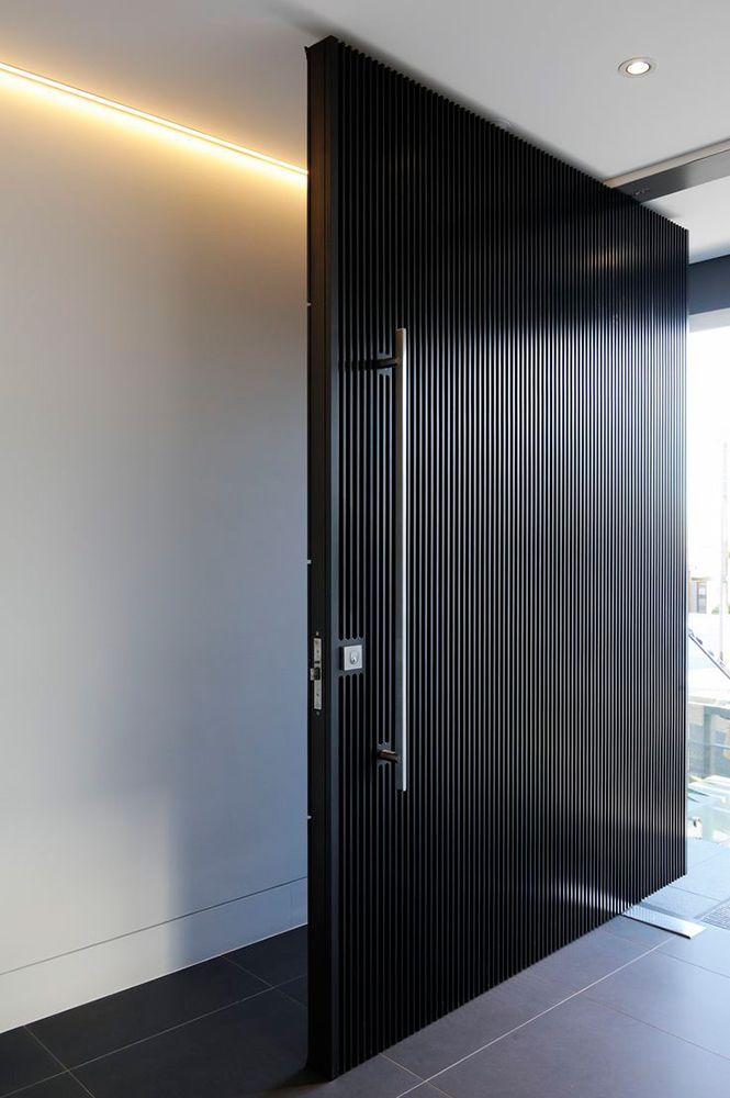 Doric Door - Graphite Puertas Pinterest Portes principales