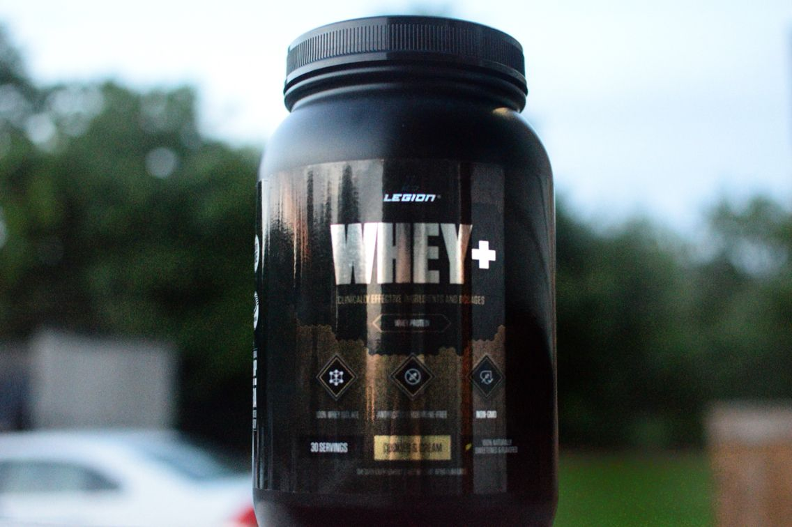 If you liked Vanilla, Dutch Chocolate, and Eggnog, you are going to fall in love with one of our newest Whey+ flavors: Cookies and Cream.  https://legionathletics.com/products/supplements/whey/