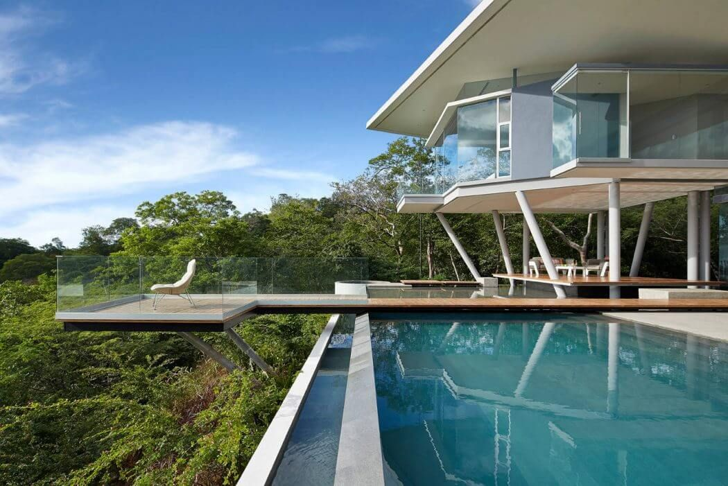 Private Residence Located In Costa Rica Was Designed In 2015 By