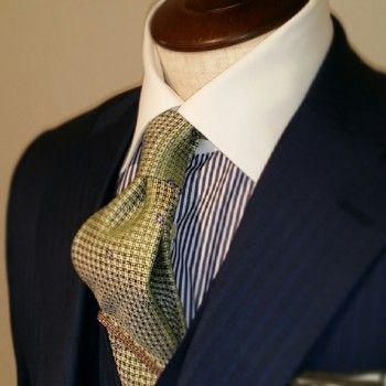 » ブルースーツ日本橋店   パーソナルオーダースーツ・シャツの麻布テーラー   azabu tailor