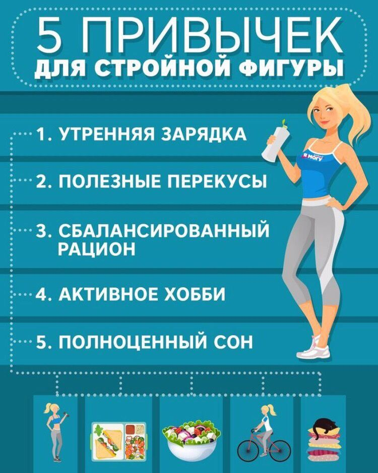 С каких упражнений нужно начать для похудения